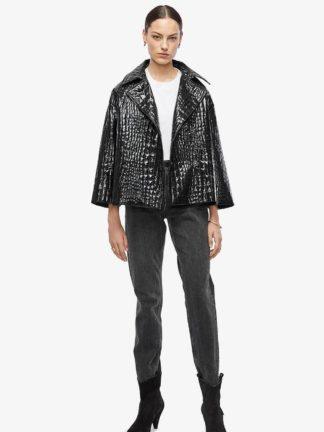 liza jacket - anine bing - hesmé
