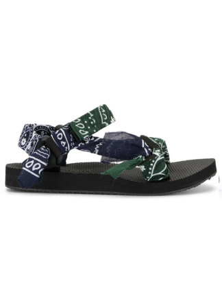 trekky kaki/navy bandana - arizona love