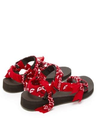 trekky bandana rouge - arizona love