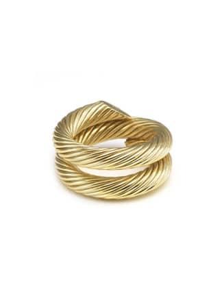 anneau torsadé - dorothée sausset - hesmé