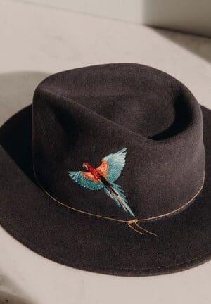chapeau dakota - van palma - hesmé