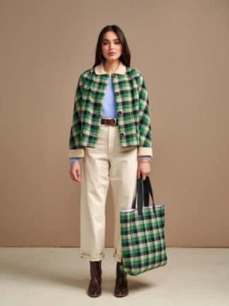 veste volders - bellerose - hesmé