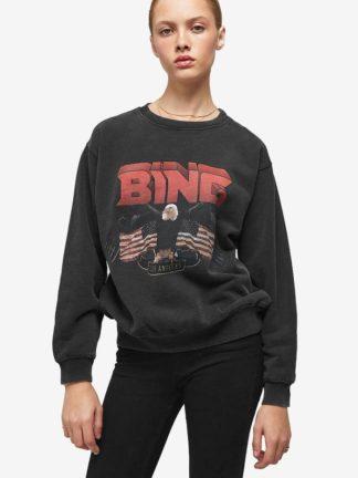 sweat vintage bing- Anine Bing- hesmé