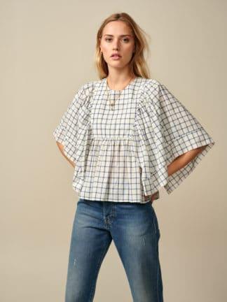 blouse indiana- bellerose- hesmé