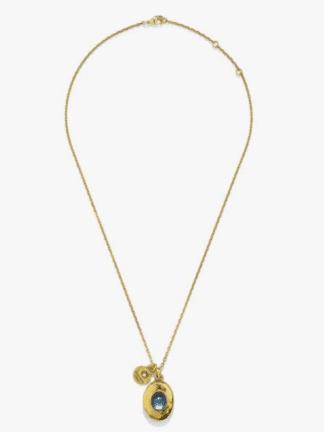collier boite à talisman- goossens- hesmé