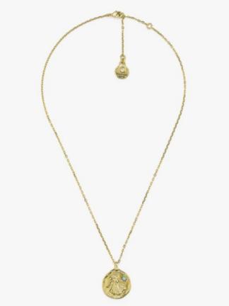 collier mini astro vierge- goossens- hesmé