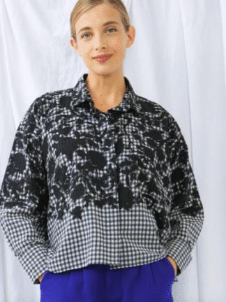chemise greta- mii- hesmé