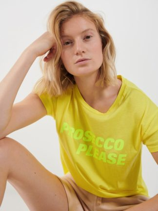 tee-shirt Carly prosecco- liv bergen- hesmé