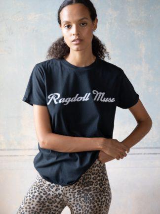t-shirt vintage muse- ragdoll la- hesmé
