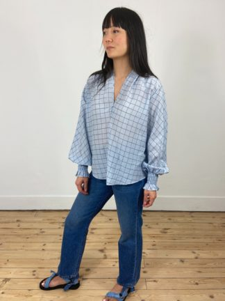 blouse my shirt- forte forte- hesmé