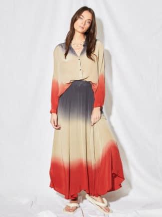jupe longue- not shy- hesmé