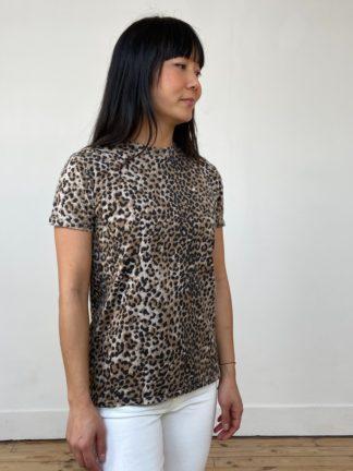 t-shirt vintage leo- ragdoll LA- Hesmé