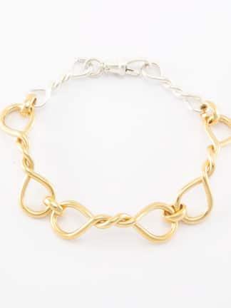 bracelet infini- Magali Pont- hesmé