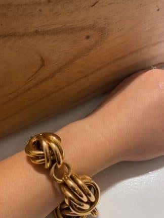 bracelet vivienne- Perrine Taverniti- hesmé