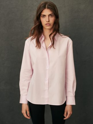 chemise esther rose - sessei - hesmé