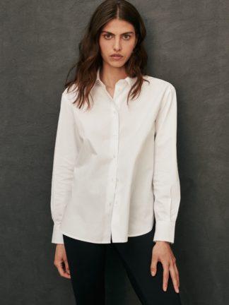 chemise esther blanche - sessei - hesmé