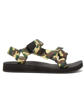sandales trekky fun camo - arizona love - hesmé