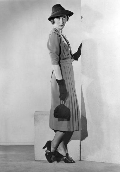 Défilé de mode à Paris 1938